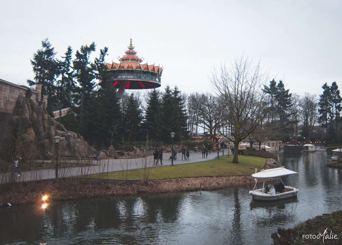 Winter Efteling attracties
